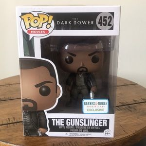Brand New Exclusive Funko Pop  The Gunslinger